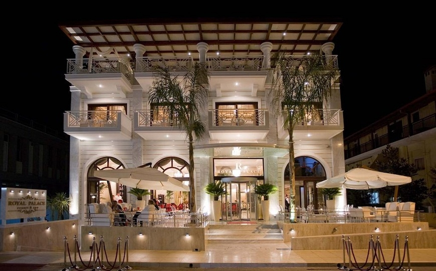 ROYAL PALACE RESORT & SPA ****