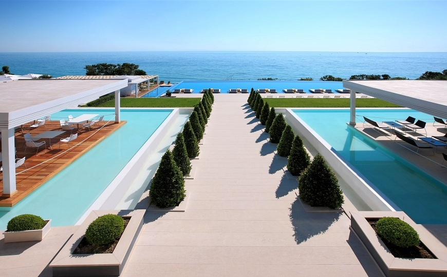 Cavo Olympo Luxury Resort - Plaka Litochorou