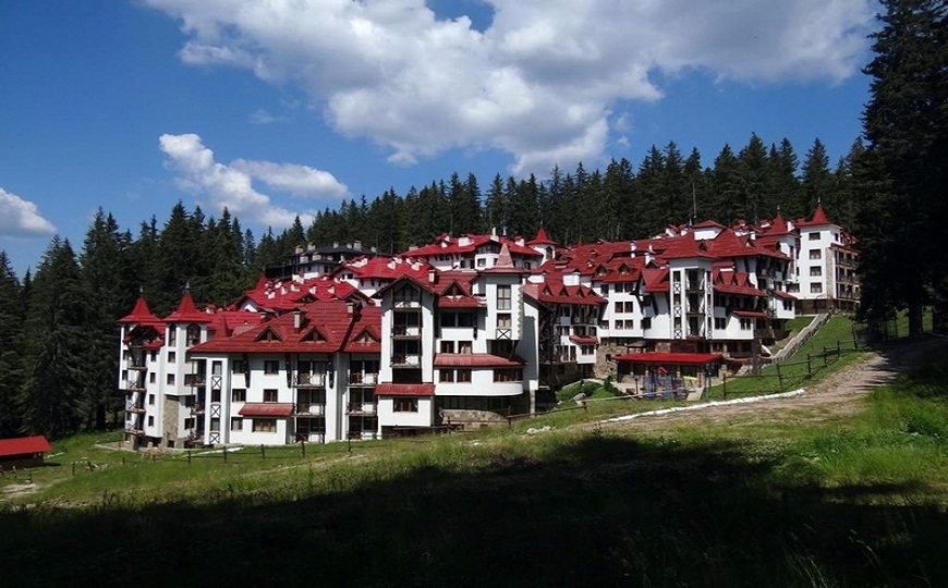 APART-HOTEL THE CASTLE *** - PAMPOROVO