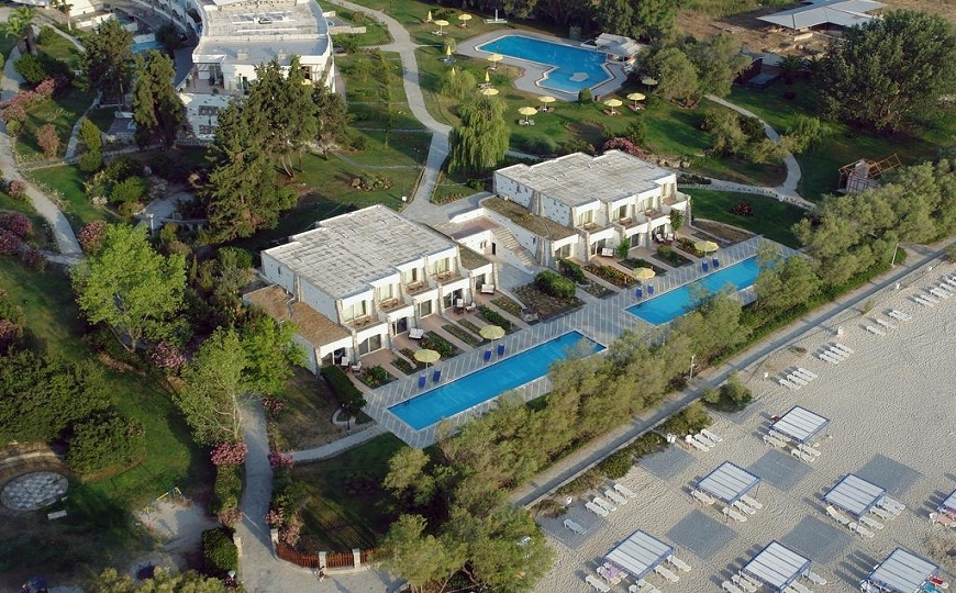 THEOPHANO IMPERIAL PALACE ***** KALITHEA
