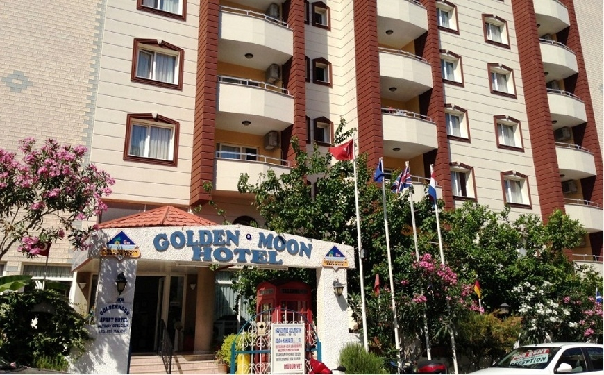 Хотел GOLDEN MOON APART HOTEL