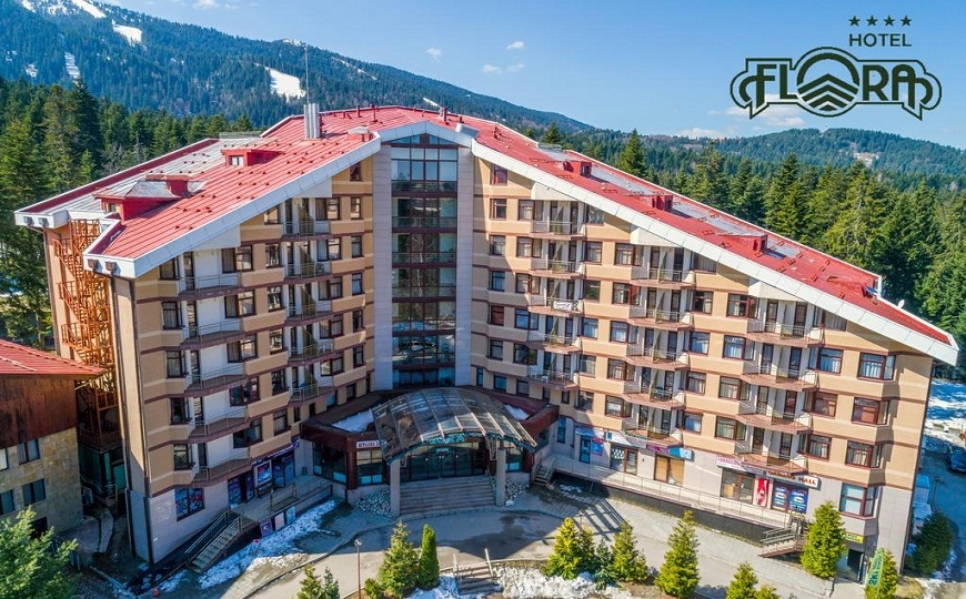 FLORA MAIN BUILDING **** BOROVETS
