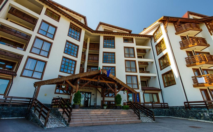 BELVEDERE HOLIDAY CLUB **** - BANSKO