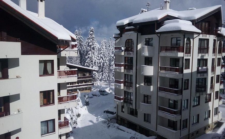 FLORA RESIDENCE **** - BOROVETS