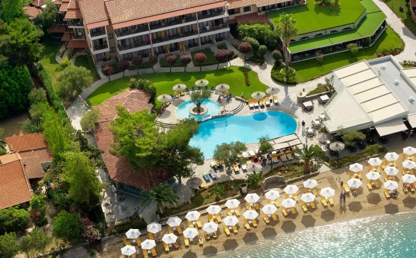 HOTEL ANTHEMUS SEA BEACH ****- ELIA